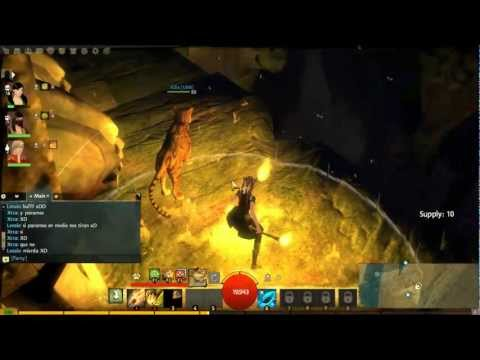 Guild Wars 2 New WvW Full Puzzle Dungeon