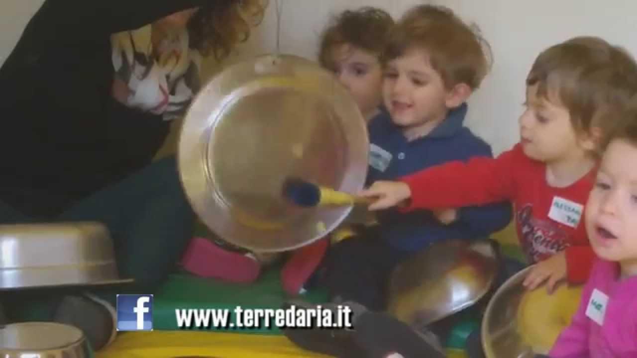 Conosciuto Riciclo e Musica con le Pentole - Terredaria - YouTube UI47
