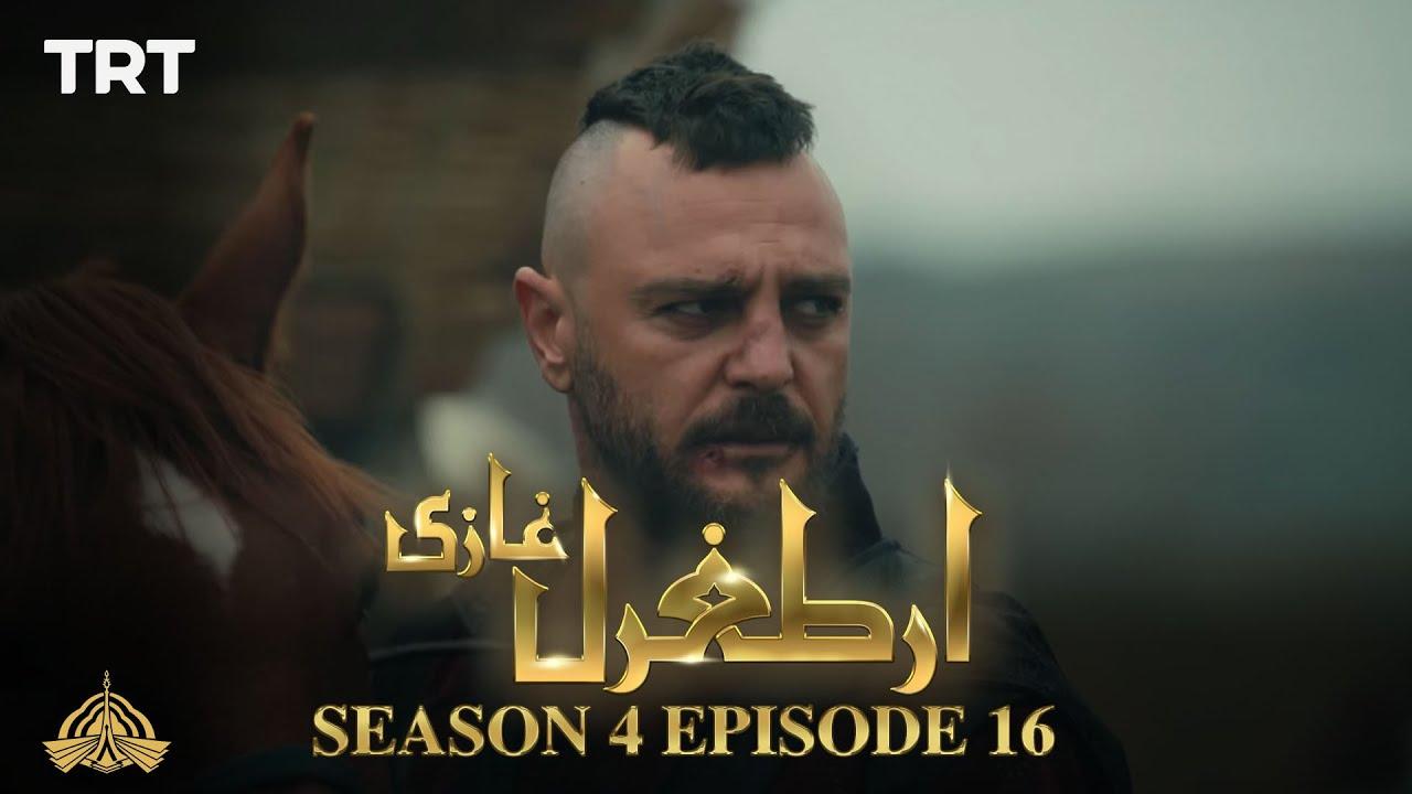 Dirilis: Ertugrul Urdu – Season 04 Episode 16