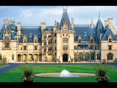 Largest home in america biltmore estate youtube for Largest homes in america