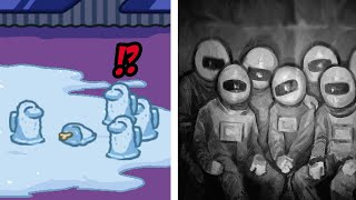 The Mystery of the Snowmen - Among us