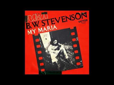 My Maria- B.W. Stevenson (Vinyl Restoration)