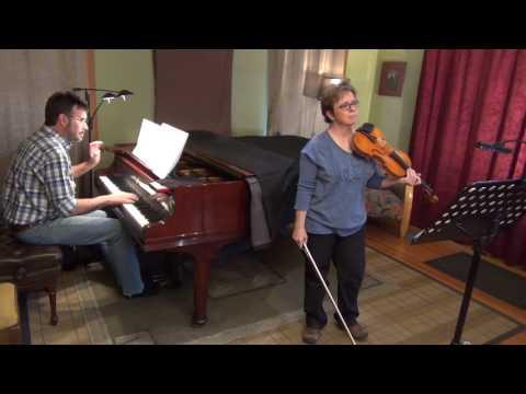 Suzuki Violin Book 4, #1: Seitz Concerto in G, Violin and Piano