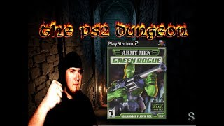 The PS2 Dungeon- Army Men Green Rogue #5