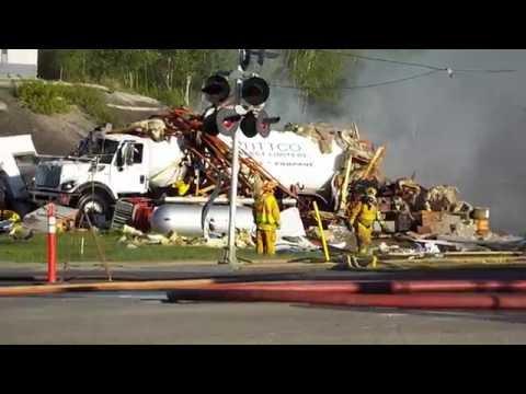 Stittco Energy Explosion - May 25, 2016