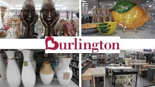 BURLINGTON HOME DECOR / COME WITH ME!!!!