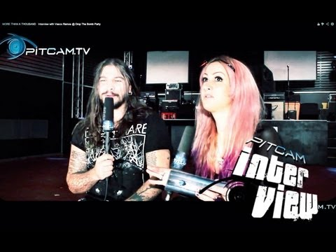 MORE THAN A THOUSAND   Interview with Vasco Ramos @ Drop The Bomb Party