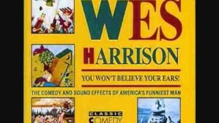Wes Harrison - Out At The Outhouse