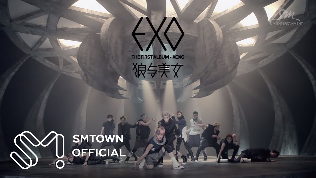 exo 39 wolf 39 mv teaser 2 chinese ver youtube. Black Bedroom Furniture Sets. Home Design Ideas