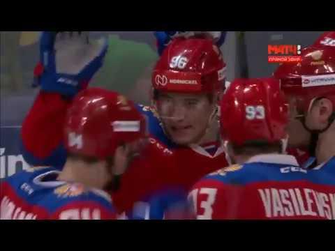 Кубок Карьяла-2018. ШВЕЦИЯ - РОССИЯ - 1:4. Обзор матча.
