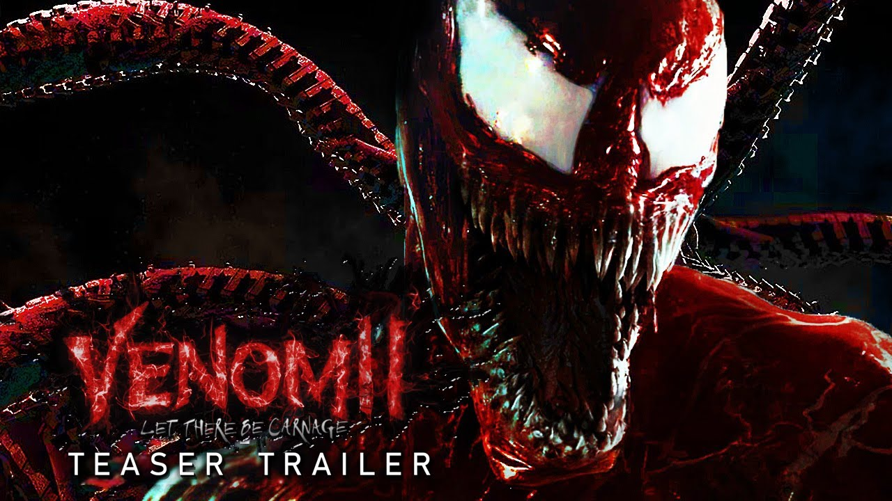 VENOM 2: Let There Be Carnage (2021) Teaser Trailer Concept | Tom Hardy | Woody Harrelson