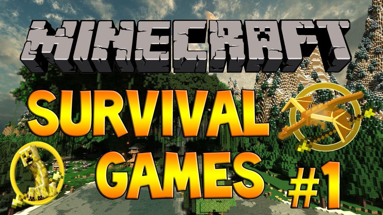 Minecraft Spielen Deutsch Minecraft Hunger Spiele Bild - Minecraft survival spiele