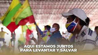 #SalvemosAVzlaMovilizados