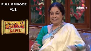 Comedy Nights with Kapil | Full Episode 11 | Kirron Kher