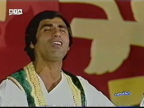 Amani Afghan song.(آهسته,آهسته.آهسته)امانی