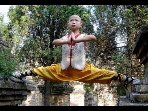 The Best Shaolin Kid Fight Scene