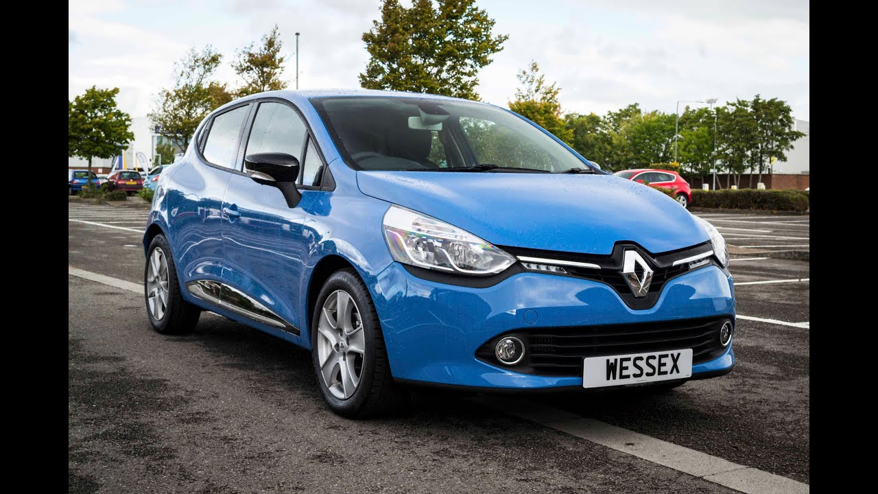 renault clio manual english