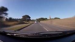 Driving Around Guernsey (Channel Islands)