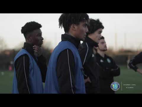 Macclesfield FC International Academy - More Than Just Football
