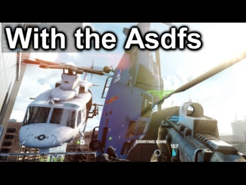 Battlefield 4 Hilarious Moments With The Asdfs