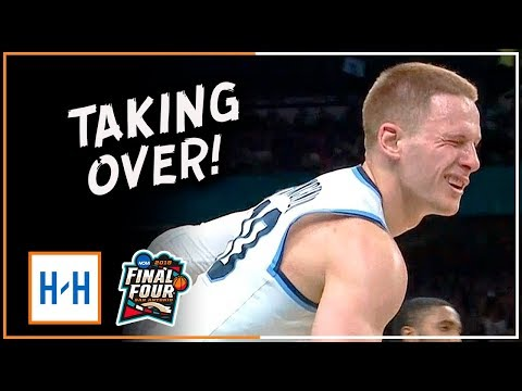Donte DiVincenzo EPIC Full Highlights vs Michigan (2018 March Madness) - 31 Pts, 5 Threes, 1 Wink