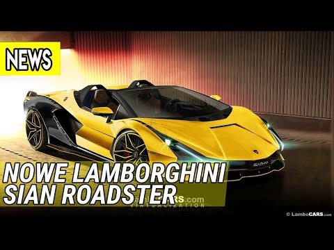 Nowe Lambo Sian Roadster, Audi Q4 Sportback e-tron, Honda Civic Type R od Mugen  – #473 NaPoboczu