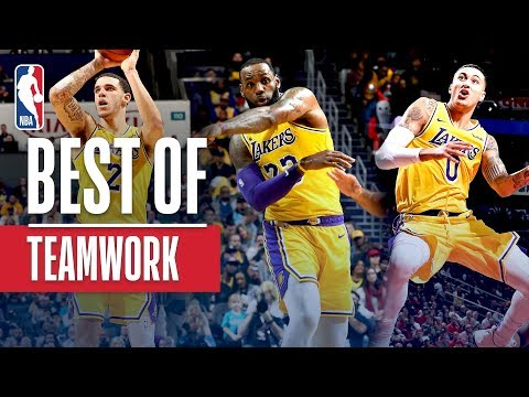 Best of NBA Teamwork Plays So Far | 2018-19 Season thumbnail