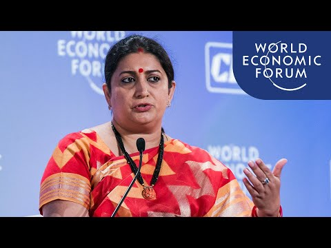 India 2017 - A Conversation with Smriti Zubin Irani and Karan Johar
