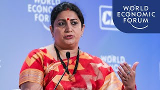 Smriti Irani and Karan Johar on Media | India Economic Summit 2017