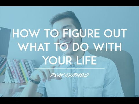 How to Find Your Passion and Figure Out What To Do With Your Life (When You Have No Idea)