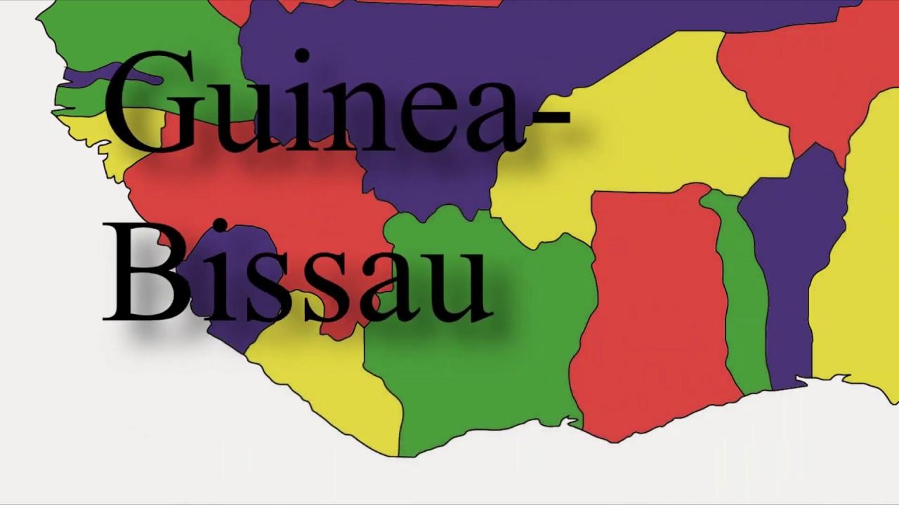 Länder Afrika Lernen