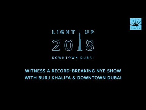 Light up Dubai 2018 - Live Broadcast