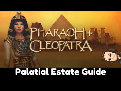 Pharaoh | Step-by-step Palatial Housing Guide