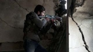 US and Russia spar over Syria
