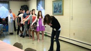 Fairmount UMC Youth Skit- Easter 2012