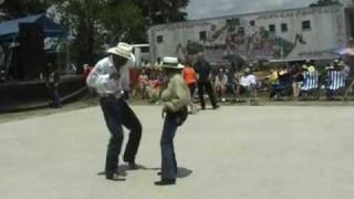 Zydeco dance at Crawfish Festival 2009 (Part 1)