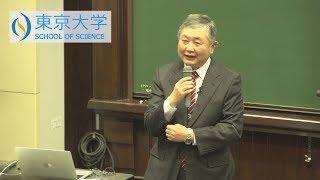 平成31年3月2日(土)15:00- 福田裕穂教授 最終講義『植物のボディープランの理解をめざして学』 ライブ配信した最終講義の模様を公開しました。 ぜひご覧ください。