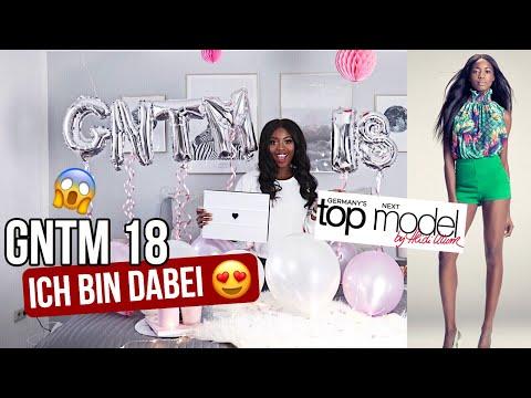 Ich bin bei Germany's next Topmodel 2018 😍 |  GNTM 2018 | Abigail