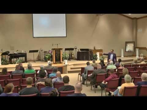 End Times - Joseph Morris - Faith Christian Fellowship