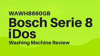 bosch serie 8 i dos wawh8660gb 9kg washing machine with 1400 rpm white review