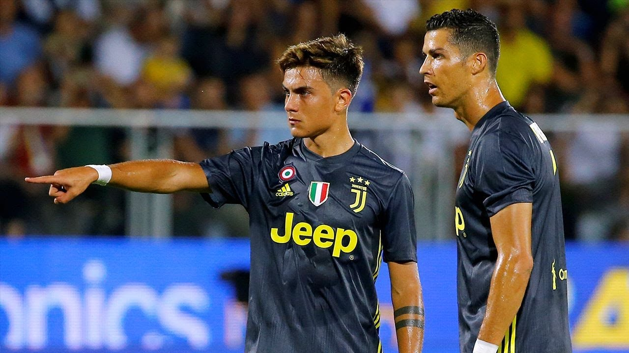The Apparent Reason Behind Juventus' Kit Change Is Ridiculous