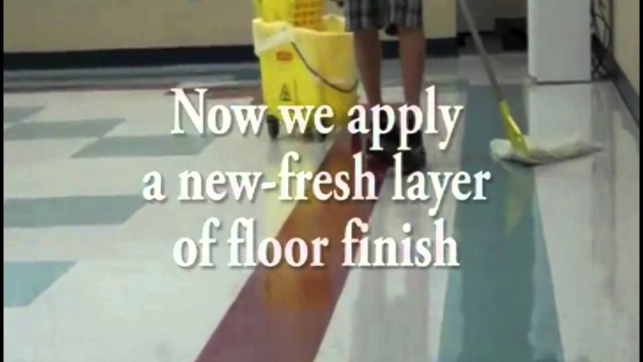 Vct Vinyl Tile Floor Cleaning Stripping Waxing Orange County Ca