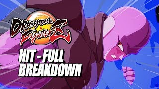 HIT - Combos, Impressions & Breakdown: DragonBall FighterZ