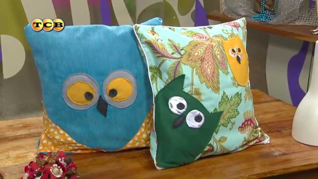 Как сделать подушку своими руками сову из фото 652