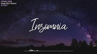 Stray Kids - Insomnia | Music Box/Lullaby Version