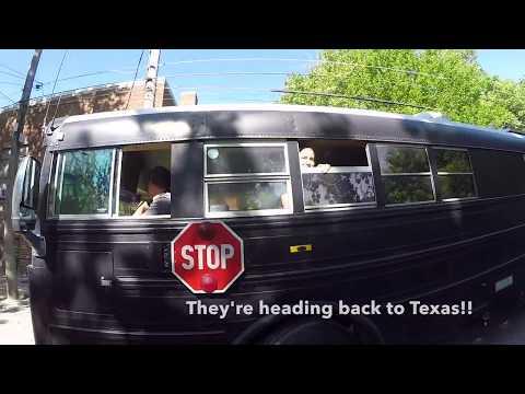 Transcendence - Episode 39 Solar System Install Part 1 Bus Conversion