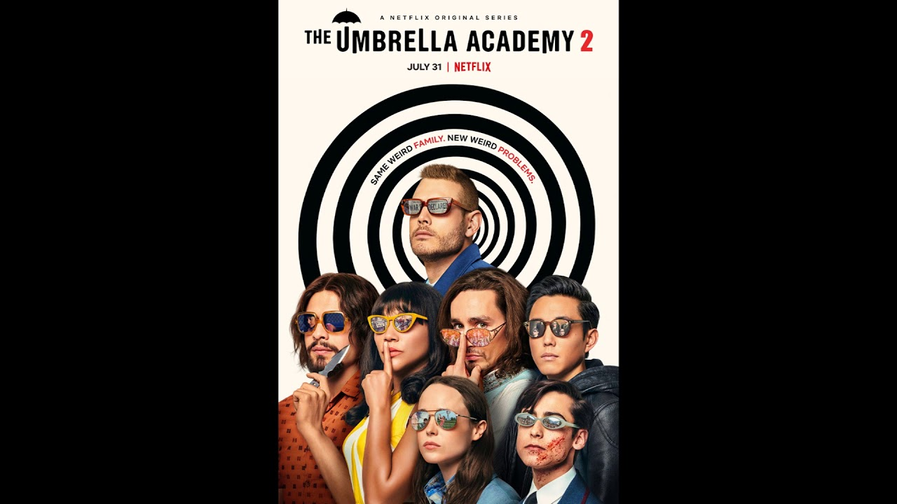Gerard Way - Here Comes the End (feat. Judith Hill) | The Umbrella Academy Season 2 OST