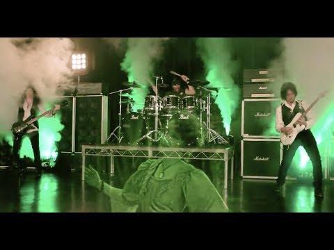 "Impellitteri - ""Phantom Of The Opera"" (Official Music Video)"