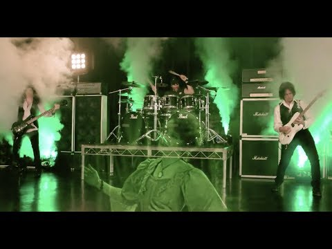 "Impellitteri - ""Phantom Of The Opera"" (Official Music Video)"