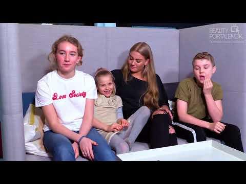 Interview   Mathilde og familien
